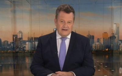The Give a Care Foundation on ABC Evening News