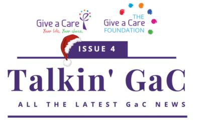 Talkin' GaC Holiday Issue